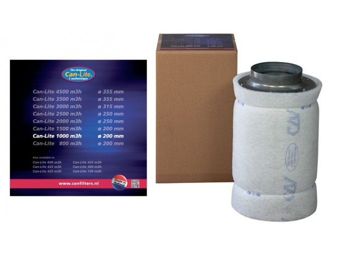 160956 2 can filters filtr can lite 2500 2750 m3 h 250mm
