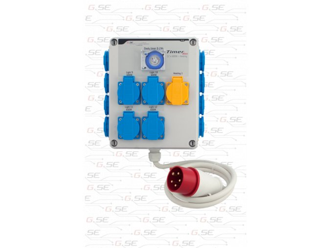 161286 1 gse general system engineering gse timer box ii 12x600w topeni 2000w 400v trifazove