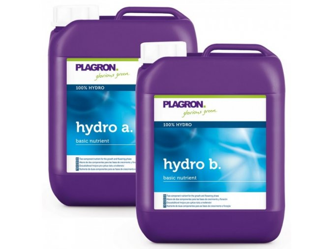 Plagron Hydro A+B (Objem 5l)