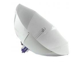 70825 lumatek shinobi white 80 cm parabolicke stinidlo