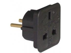 163986 1 adapter uk eu zastrcka 10a