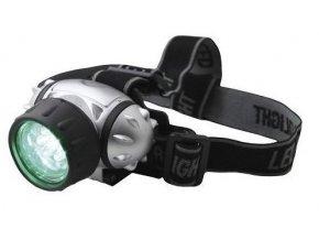 165555 elektrox green led headlight celovka zelena led
