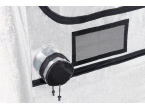 166095 garden highpro probox master 100 100x100x200cm 100x100x200cm