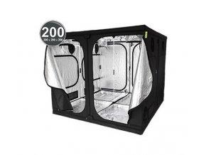 166101 garden highpro probox master 200 200x200x200 cm