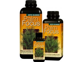 Growth Technology Palm Focus (Objem 300ml)