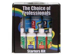 Advanced Hydroponics Starter Kit (Použití sady)