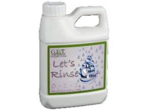 GET Rinse solution 500ml (Použití flushing (proplach))