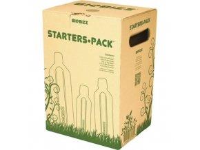 BioBizz Starters Pack (Použití sady)