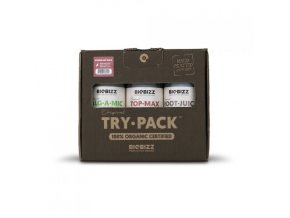 BioBizz Trypack Stimulant (Použití sady)