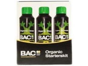 B.A.C. B.A.C. Organic Starter Kit Small (Použití sady)
