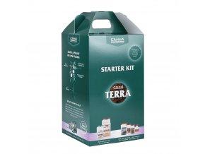 Canna Terra Starter Kit (Použití sady)
