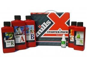 Mills - Starter Pack (Použití sady)