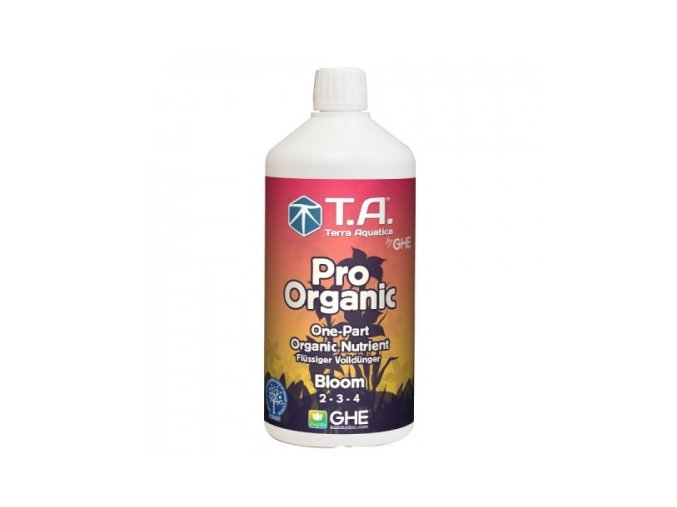 terra aquatica pro organic bloom 1l