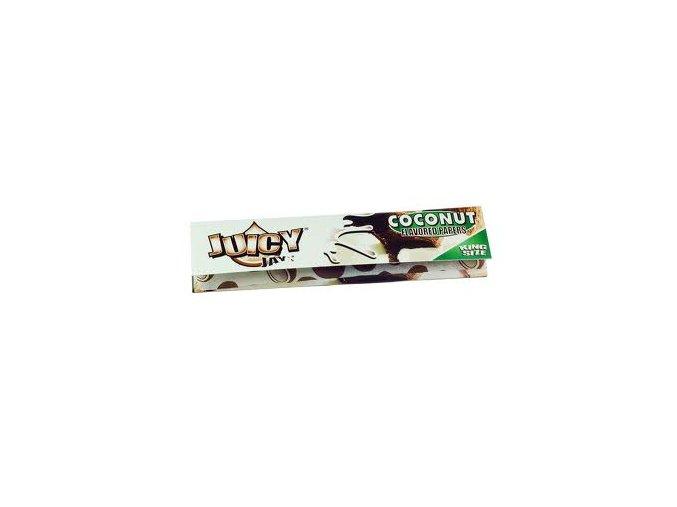 Juicy Jay´s King Size Kokos 32ks v Balení