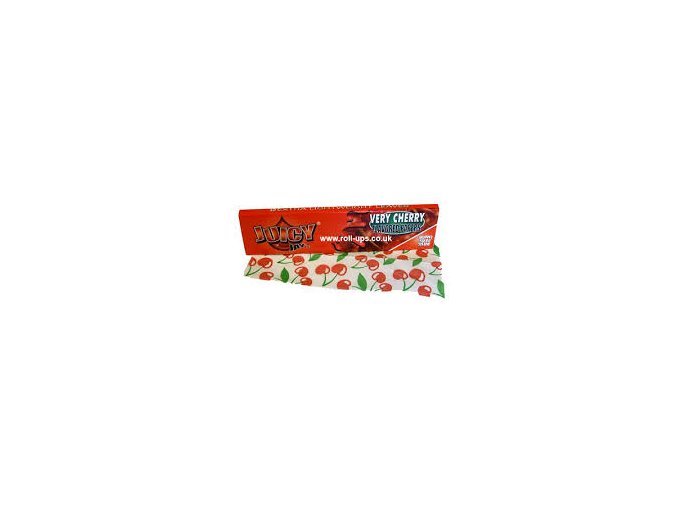 Juicy Jay´s King Size Very Cherry 32ks v Balení