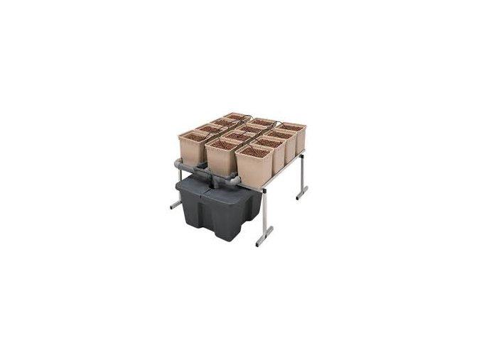 Dutch Pot Hydro 1 m²