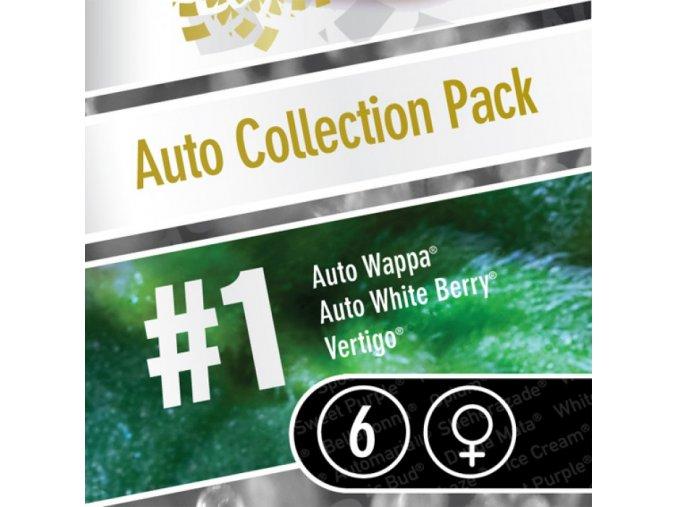Auto Collection #1 - 6 ks