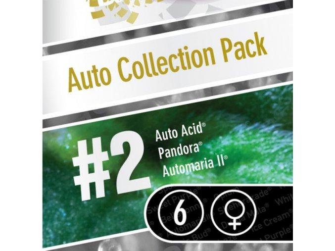 Auto Collection #2 - 6 ks
