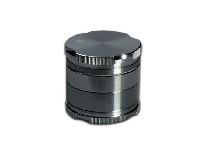 Drvička 4 diely silver 38 mm