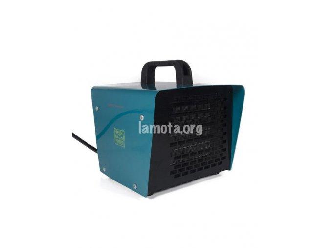 Teplovzdušný ventilátor 2 kw