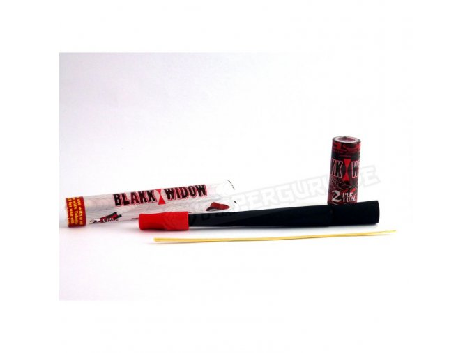 Black widow 2 ks s drevenou špičkou
