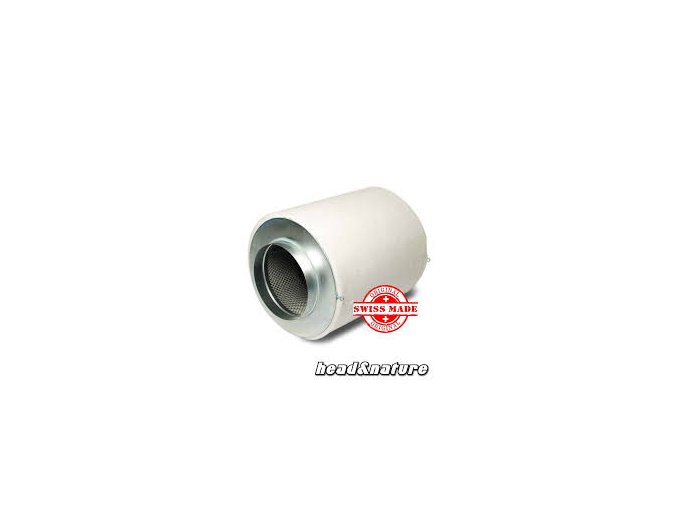 CarbonActive ProLine Filter Standard, 1000 m3/h, Ø 250 mm