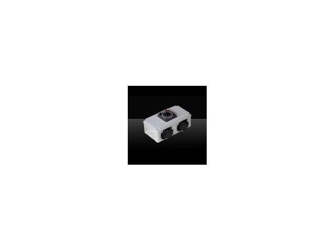 Rozvádzač Davin DV-12 - 2x600w/2x400w