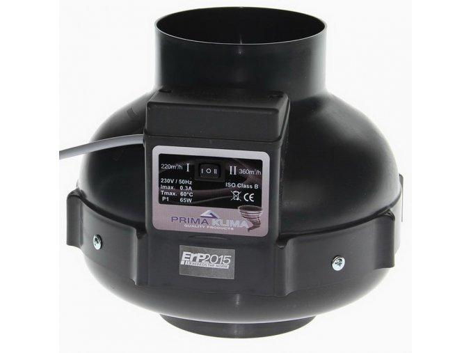 Ventilátor UFO PK-200mm/450m³-950m³/h
