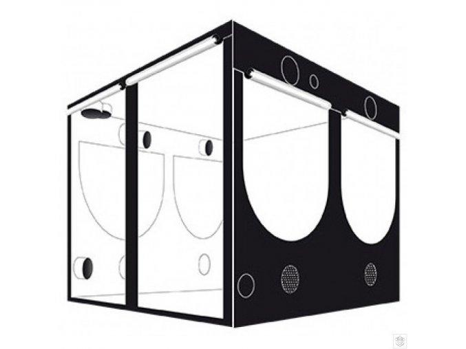 Homebox PAR inside 240x120x200cm