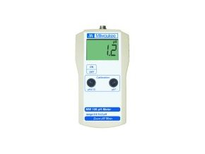 PH Meter Milwaukee MW100