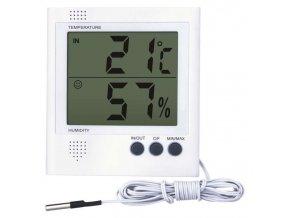 Digitálny Termo-Hydro Meter