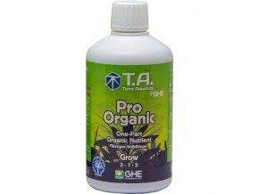 pro organic croissance 1 litre terra aquatica