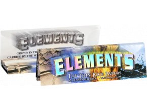 Elements King Size rice paper