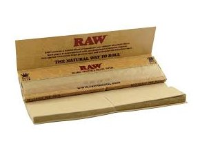 RAW s Filtrami King Size