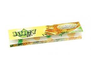 Juicy Jay´s King Size Ananás 32ks v Balení