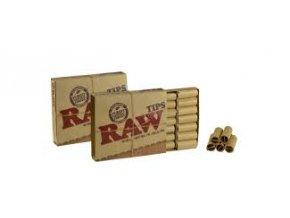 Raw Filtre Predrolované