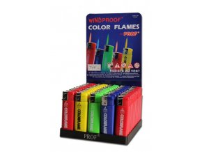 color flame