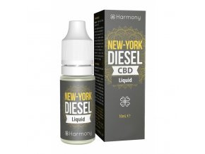 Harmony CBD Liquid Canatura new york diesel 2