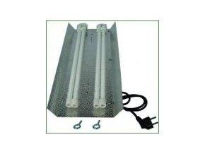 Tienidlo pre CFL Trubice 2x55 w