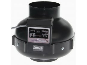 Ventilátor UFO PK-125mm/240m³-360m³/h