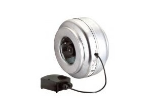Ventilátor S&P 200mm-B 830m³/h