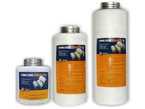 Koncový Uhlíkový Filter  1400m³/h-250mm