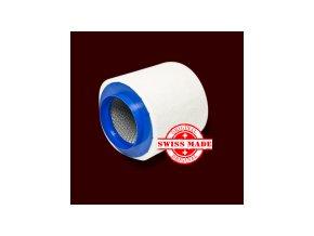 CarbonActive Homeline Filter Granulate, 650m³/h, Ø 200mm