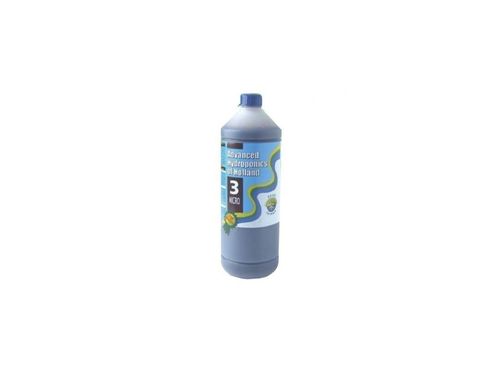 Advanced Hydroponics Dutch formula Micro 1 l