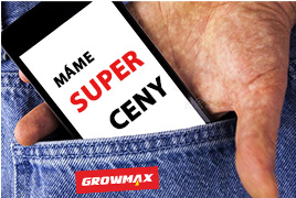 banner growmax top ceny