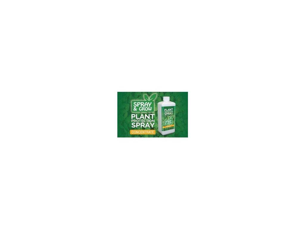 Spray and Grow Thrips, přírodní insekticid, 500ml