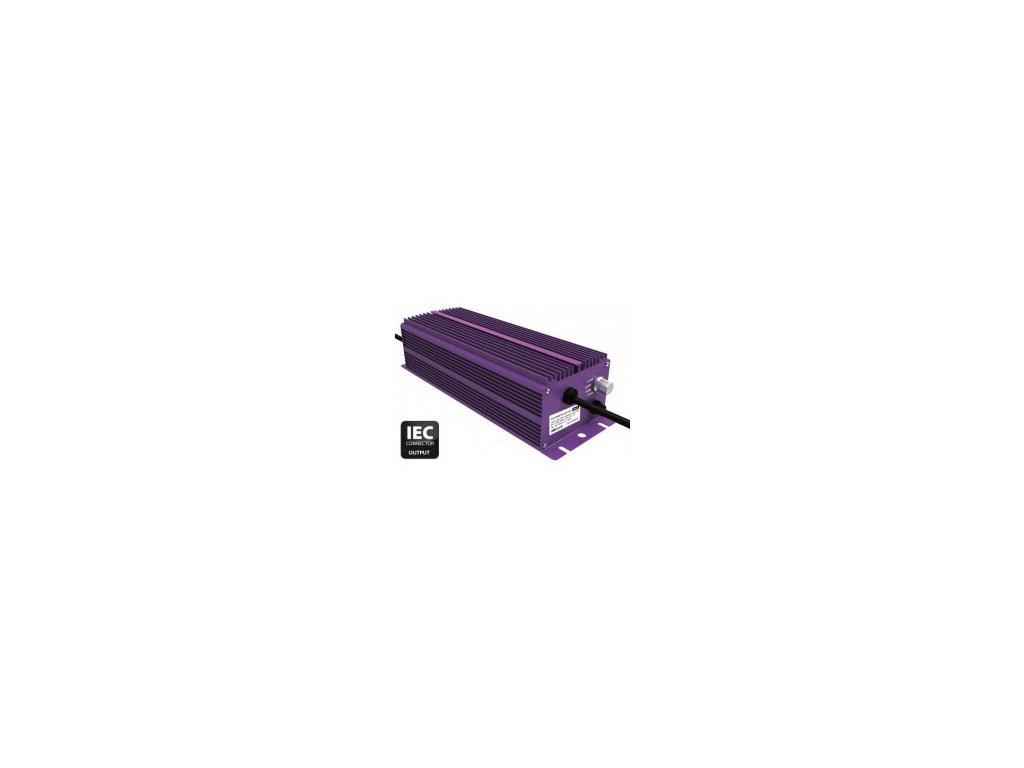 Elektronický předřadník GIB NXE 250W, 230V, IEC konektor