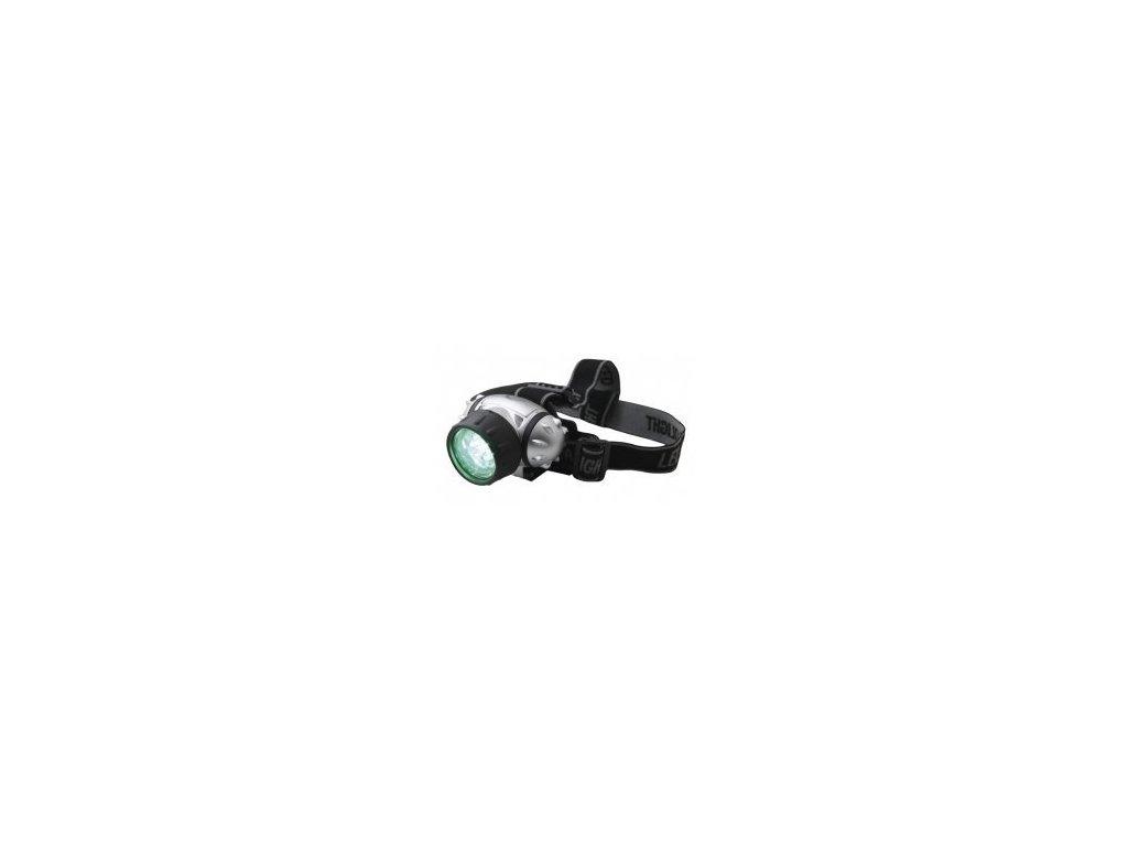 Elektrox green LED Headlight - čelovka zelená LED