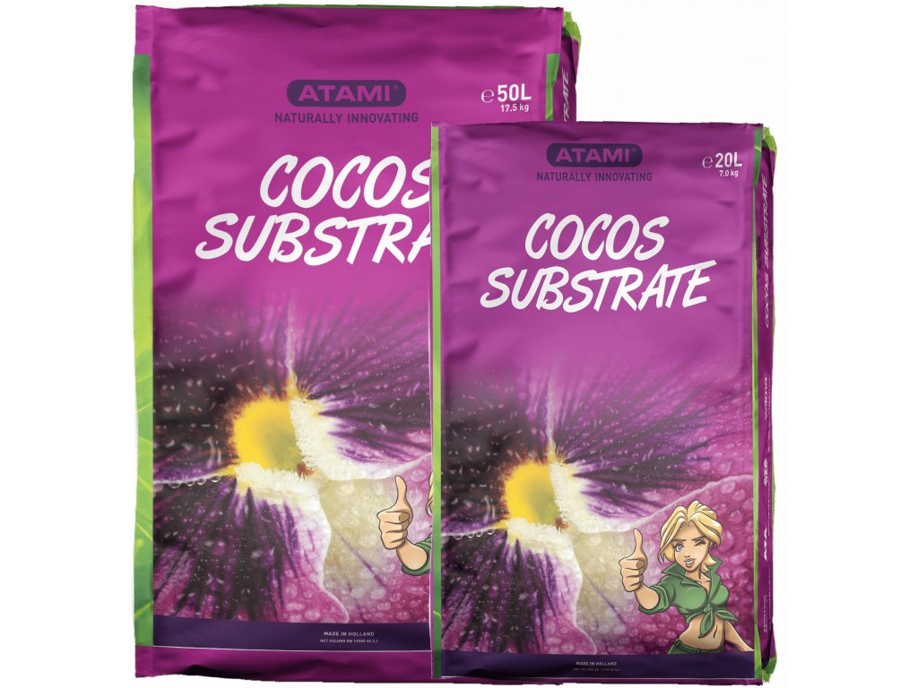 Atami Cocos Substrate, 50L