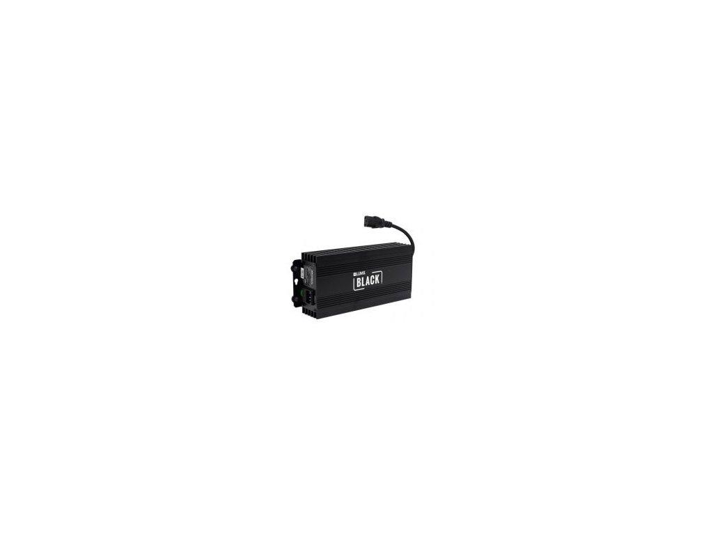 Elektronický předřadník LUMii BLACK 600W, 230V, IEC konektor